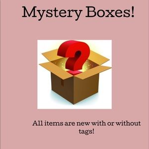 Mystery Boxes - Sell, Gift, or Keep!💝 🎁